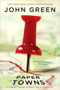 Paper Towns paperback